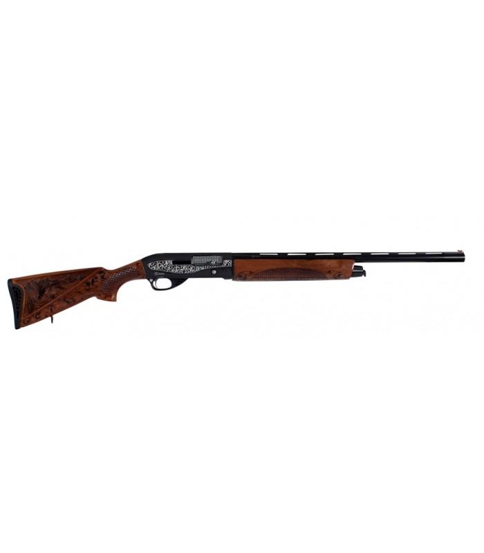 ASTRA 1208 -Gravürlü  - 12 çap 76magnum av tüfeği