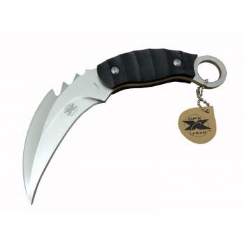 DPX Gear Wargo- Sabit Karambit  Bıçak