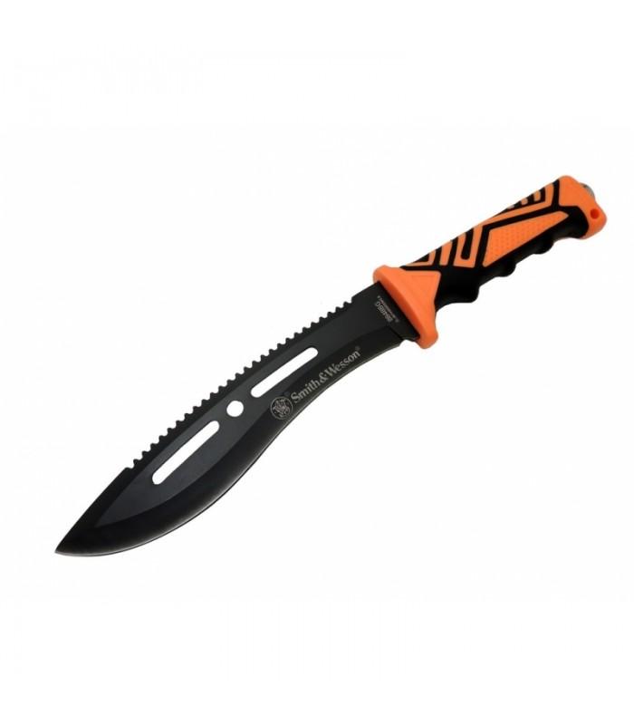 Smith Wesson Hayatta kalma bıçağı