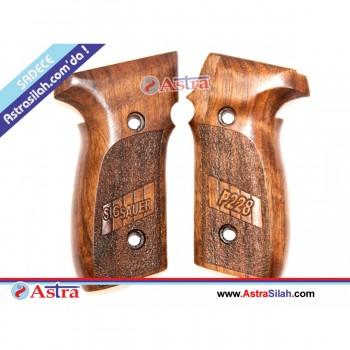 Sig Sauer P228 Özel Ceviz Ağacı Kabza