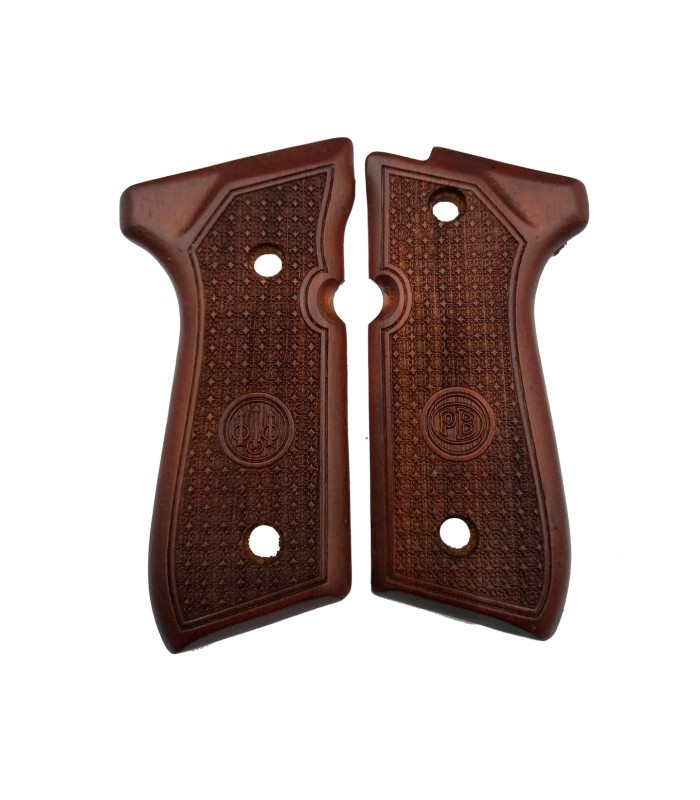 Beretta 92 Lazer işlemeli kabza