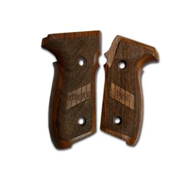 Sig Sauer P229 Özel Gerçek Ceviz Ağacı Kabza