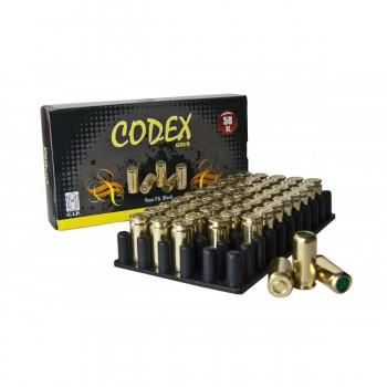 Özkursan CODEX Ses Mermisi 475 BAR Yüksek sesli 9mm