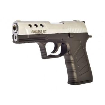 Özkursan 922 mat krom ses tabancası