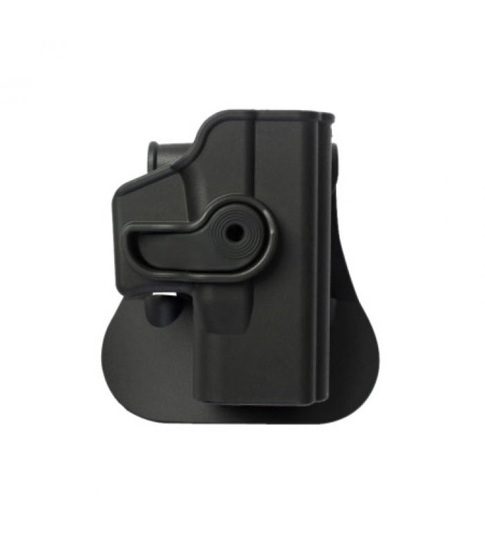 IMI Glock 23 - 27 - 33 - 36 için Polimer Tabanca Kılıfı