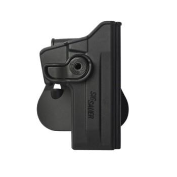 IMI SigSauer 226 9mm .40 357 için Polimer Tabanca Kılıfı