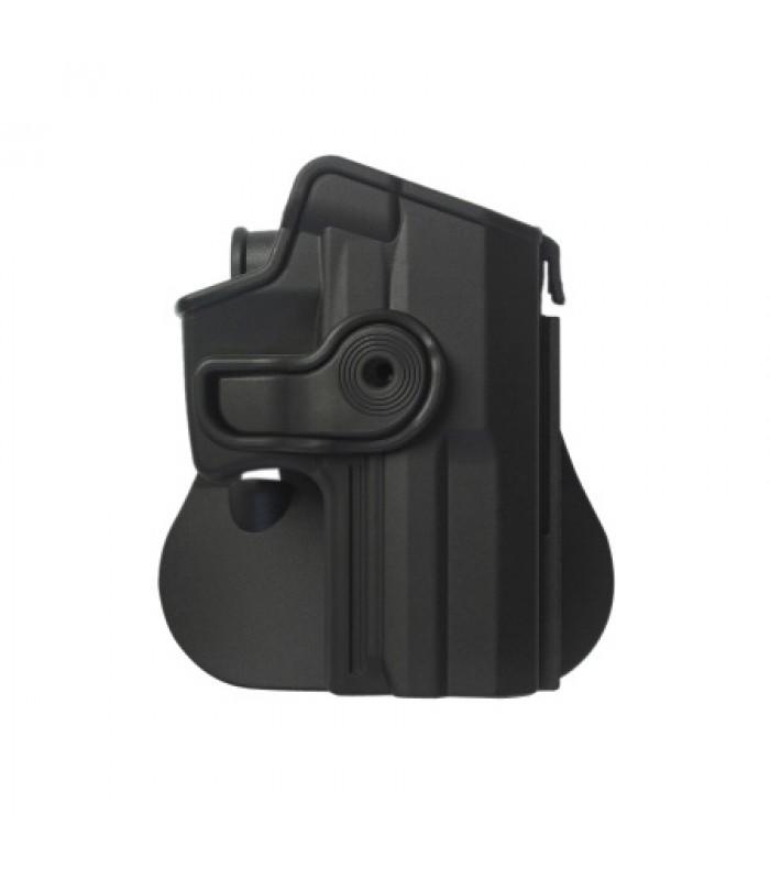 IMI Heckler & Koch USP Compact  9mm .40 için Polimer Tabanca Kılıfı