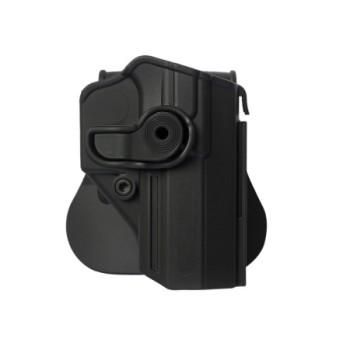 IMI Jericho 9mm & Sarsılmaz Mega için Polimer Tabanca Kılıfı