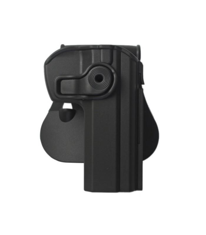 IMI CZ 75 - 75 B Compact -Canik 55 Standart için Polimer Tabanca Kılıfı